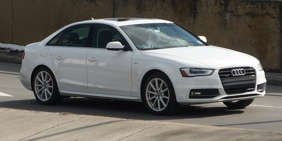 Reconditioned Audi A4 engines