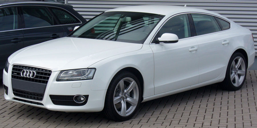Reconditioned Audi A5 engines