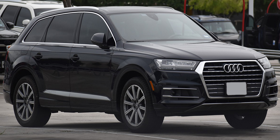 Reconditioned Audi Q7 engines