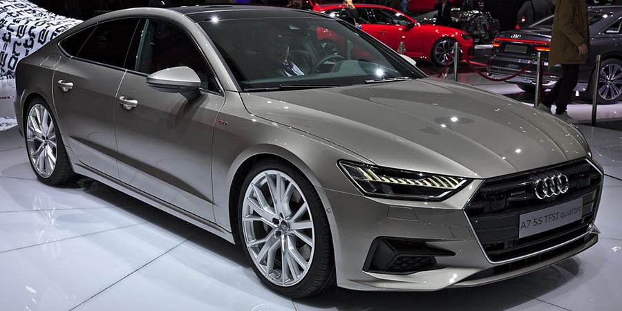 Used Audi A7 engine UK