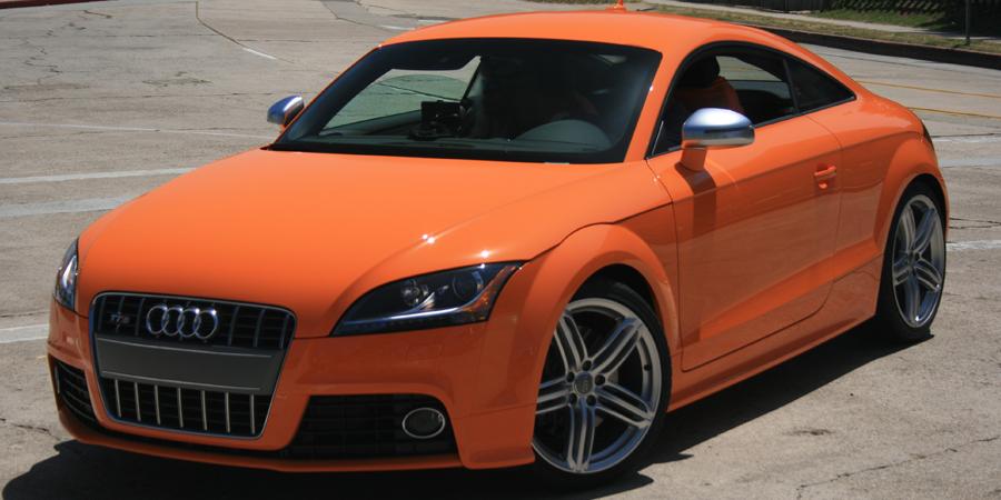 Reconditioned Audi TT engines