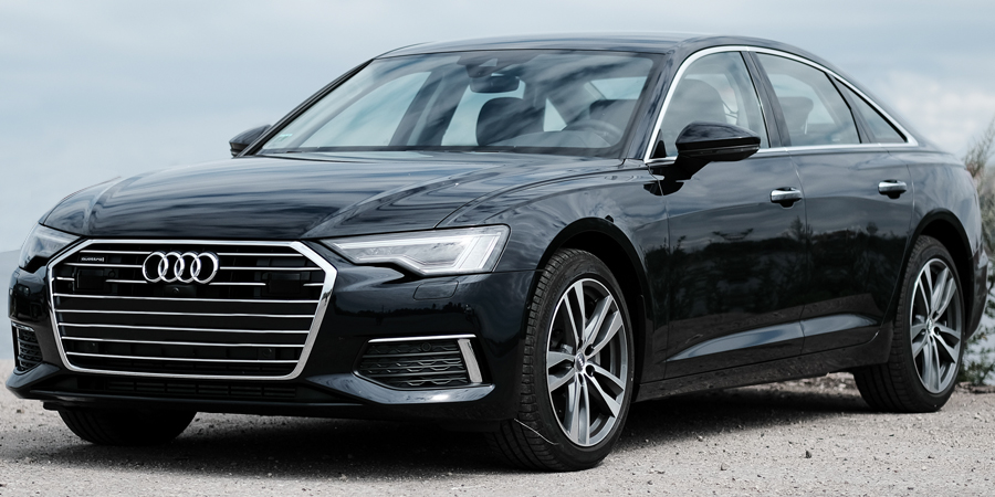 Reconditioned Audi A6 engines