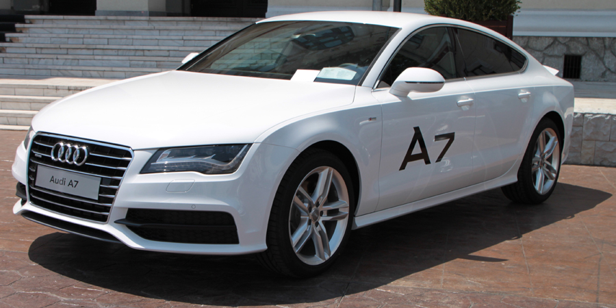 Replacement Audi A7 engines