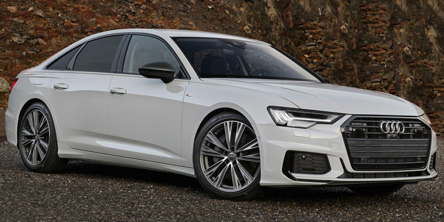 Reconditioned Audi A6 engine