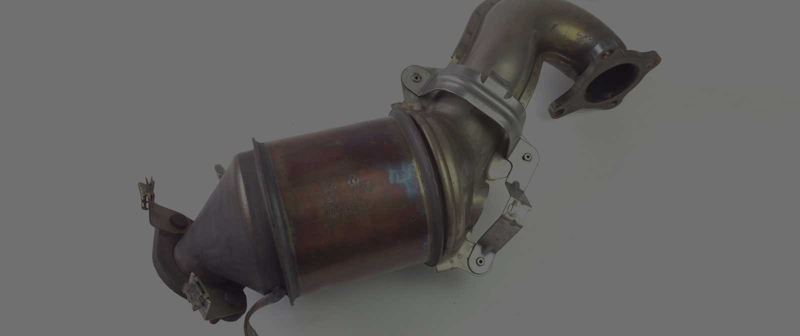Audi catalytic converter for sale
