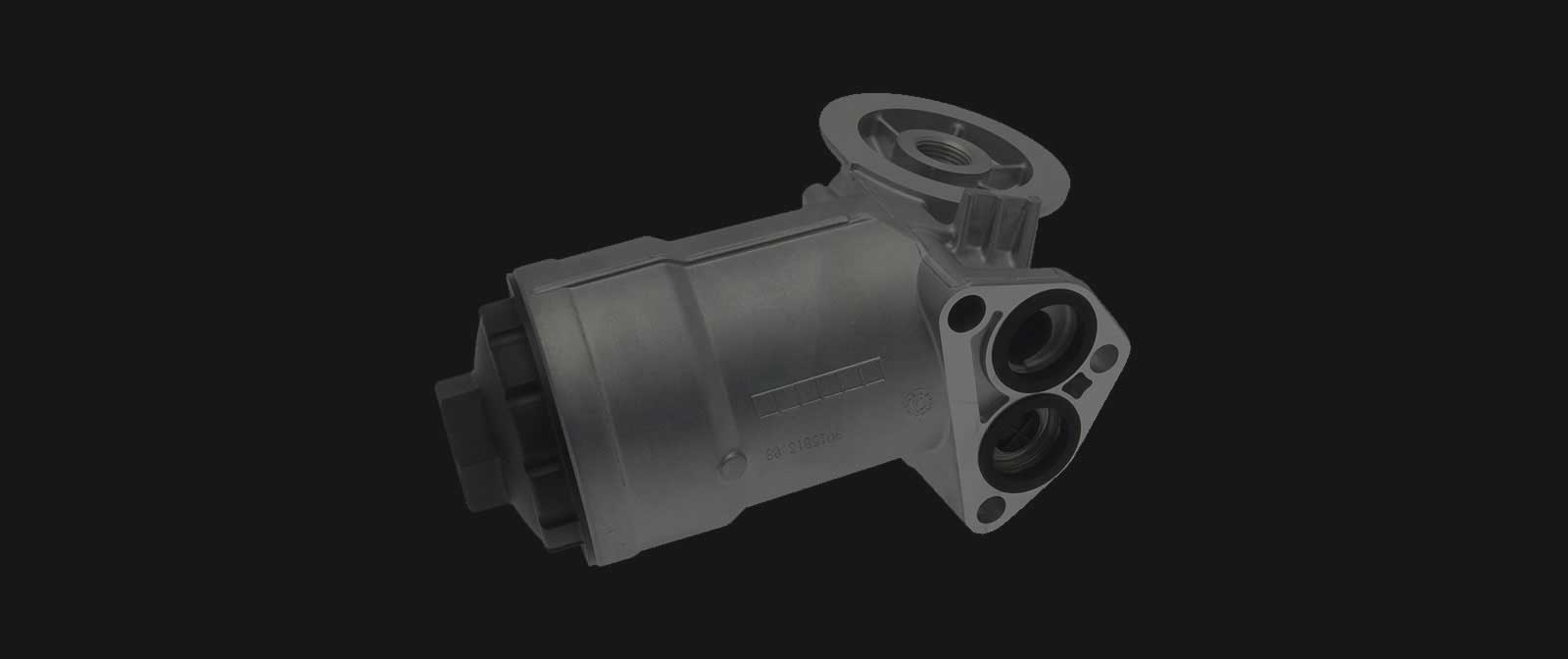 Audi oil filter housing for sale
