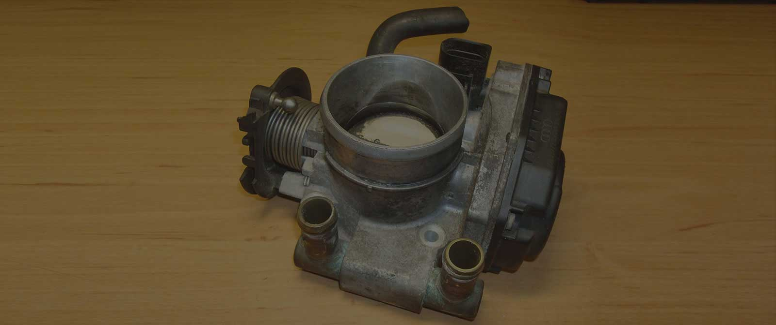 Audi throttle body for sale